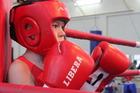 Открытый турнир Кировского района по боксу