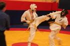Открытый командный турнир Кировского района по карате киокушинкай