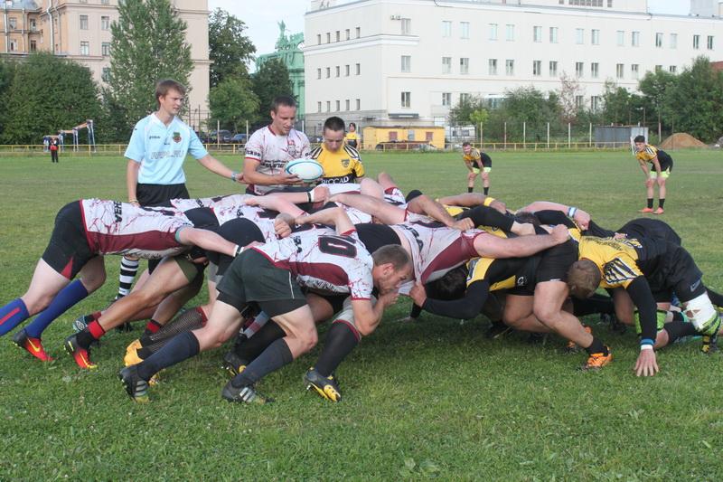 Чемпионат России по регби