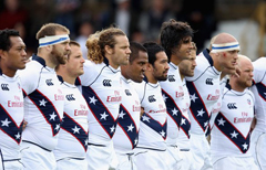 Rugby World Cup 2011 - USA-team